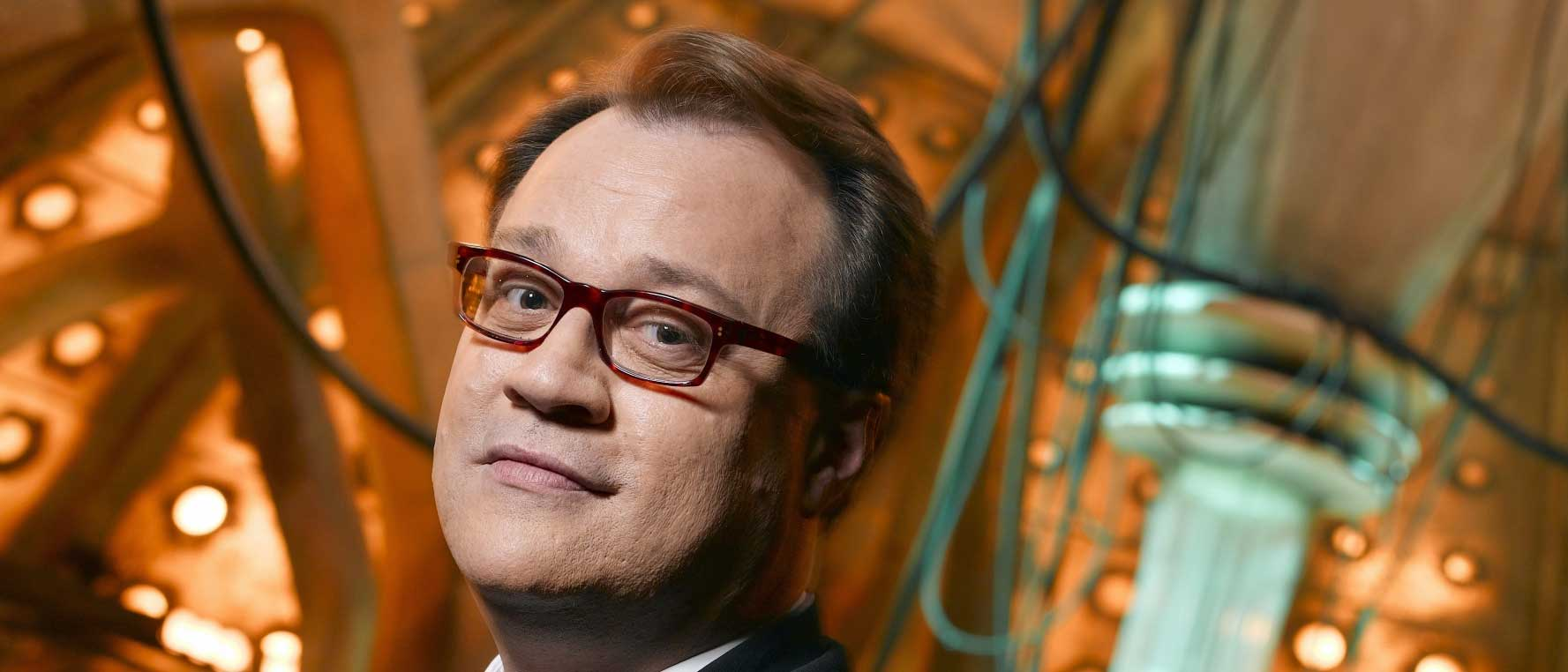 Russell T Davies, the world's best writer!