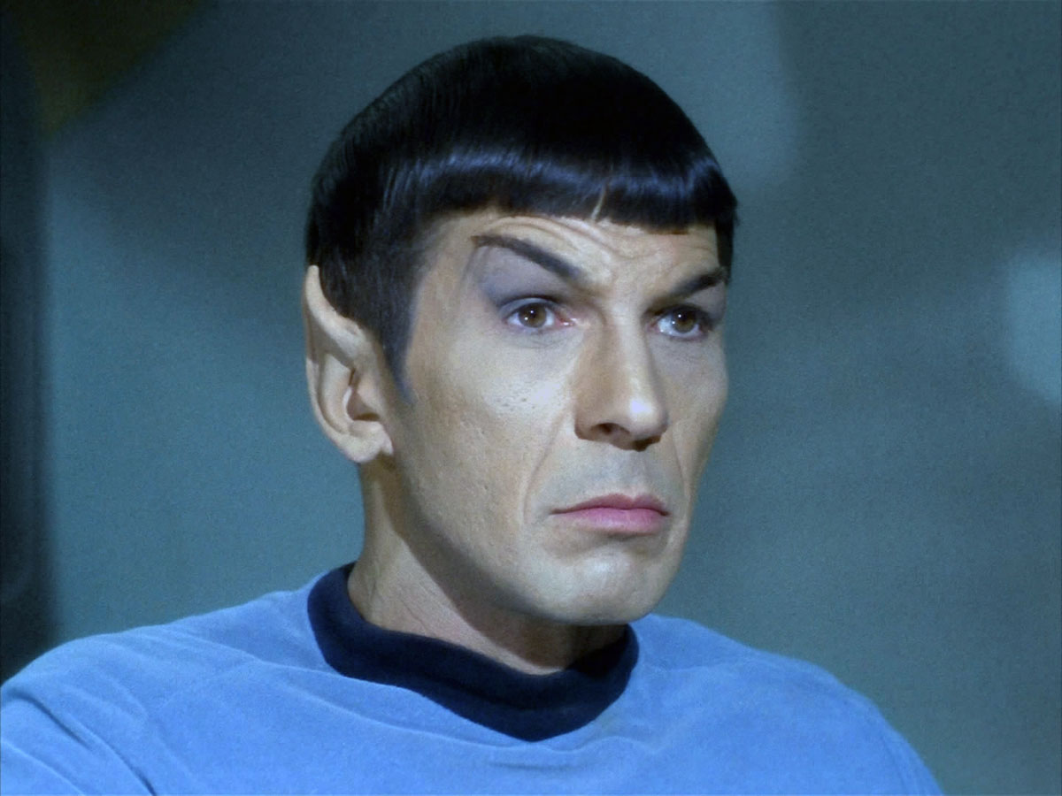 The original Spock.