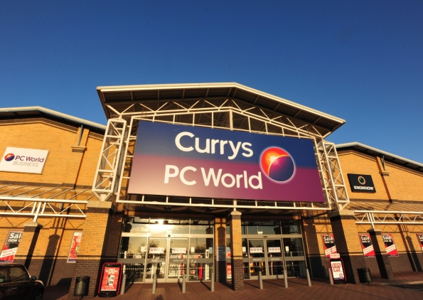 Currys PC Word. Doh.